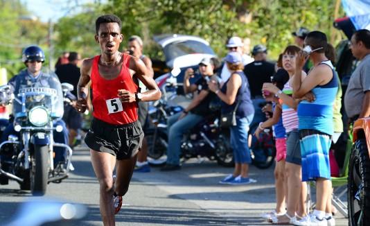 La edición número 53 del Medio Maratón San Blas se llevará a cabo este domingo y tendrá su salida a las 4:30 p.m., desde el sector Las Calabazas, de Coamo.