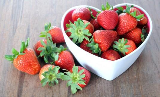 Fresas del amor