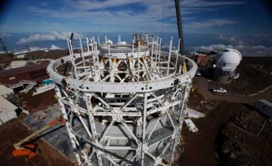 Telescopio Solar