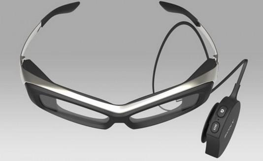 Sony / SmartEyeglass