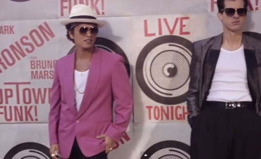 Bruno Mars, Uptown Funk