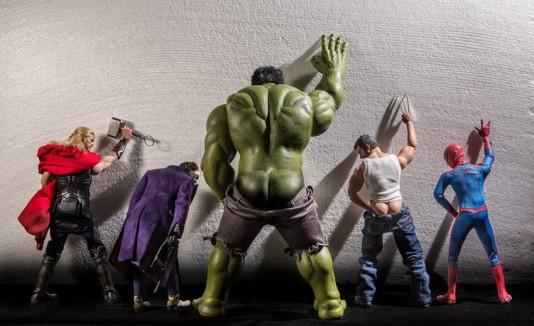 Fotos de superhéroes