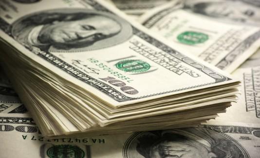 Dinero, dólares