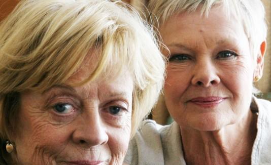 Maggie Smith y Judi Dench
