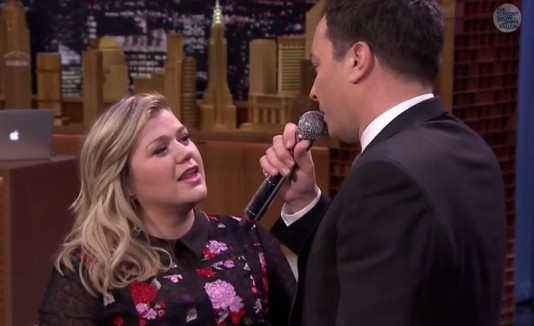 History of Duets with Kelly Clarkson