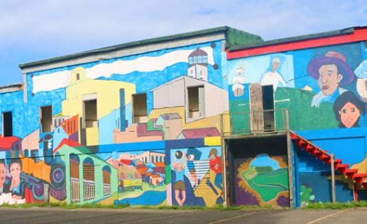 Pinturas en Arecibo
