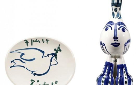 Cerámicas de Pablo Picasso