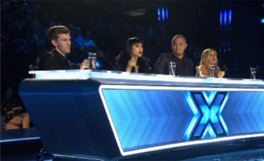 """""""The X Factor"""" en Nueva Zelanda."""