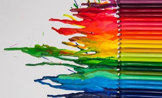 Crayola, Arte