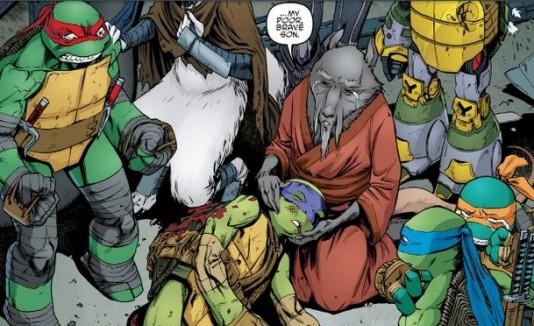 La muerte de Donatello
