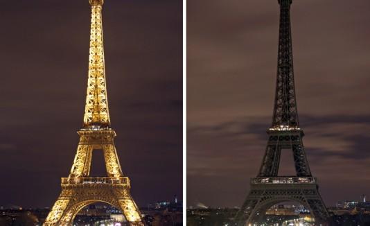 Francia Earth Hour