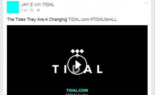 Profile de Jay Z que cambió su foto a azul