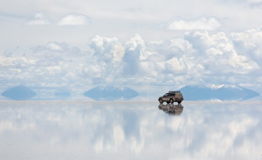 Salr de Uyuni, Bolivia