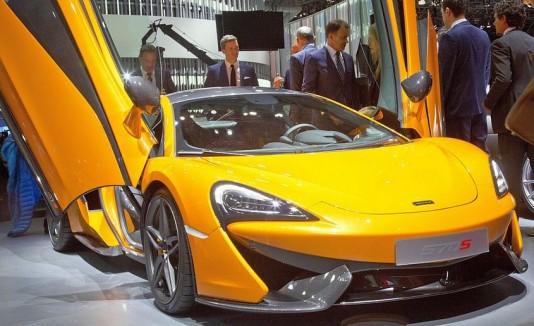 570S de McLaren