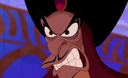 "Jafar es en ""Aladdin"""