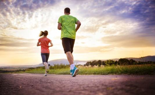 Ejercicios, correr