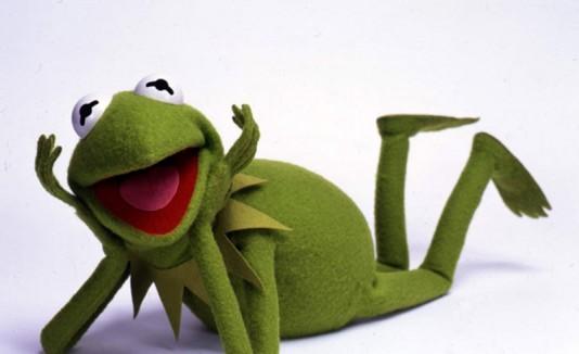 La rana René de The Muppets