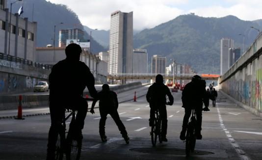 Día sin Carro en Colombia