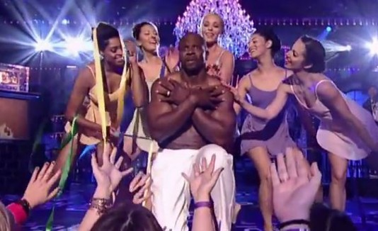 Terry Crews en Lip Sync Battle