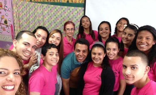 Estudiantes de José Gualberto Padilla