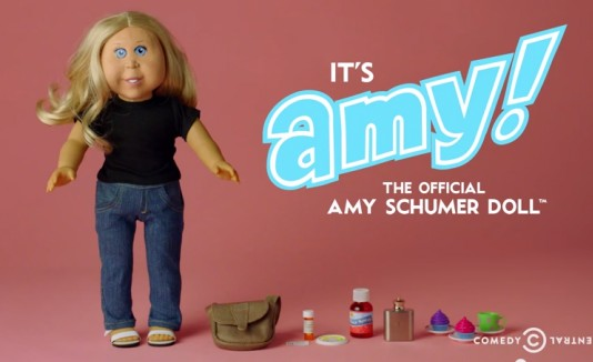 Amy Schumer Doll