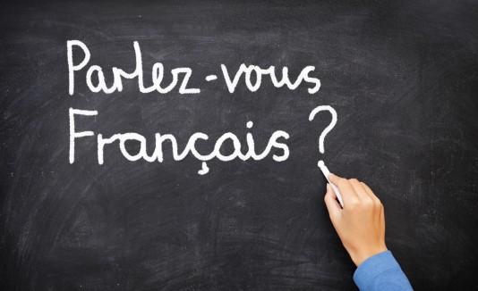 Frances, idiomas