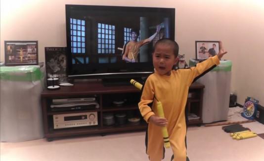 Ryusei, Bruce Lee