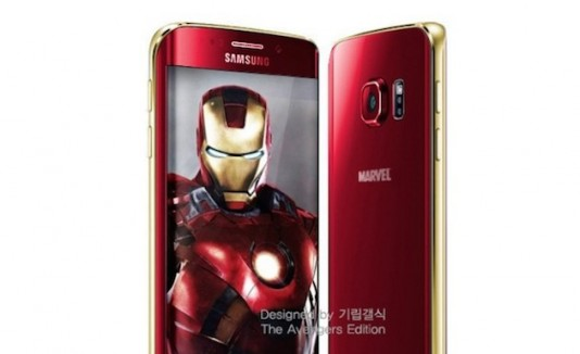 Galaxy de Iron Man