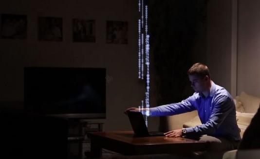Li-Fi, Conexión, Internet