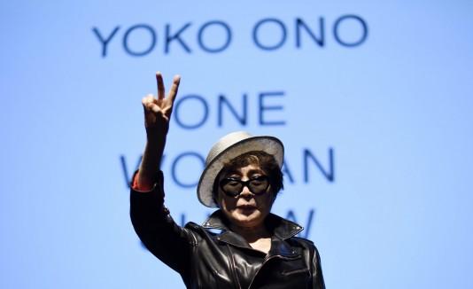 Yoko Ono MOMA