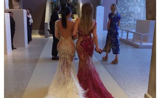 Kim Kardashian con JLo