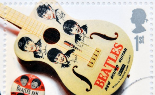 Beatles guitarra