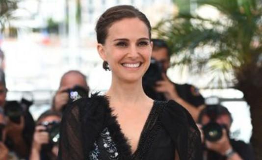 Natalie Portman en Cannes.
