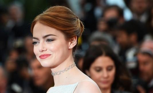 Emma Stone en Cannes