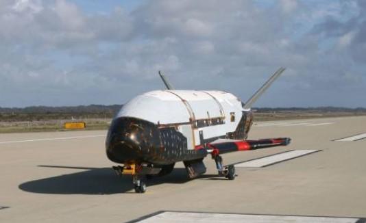 Nave espacial militar