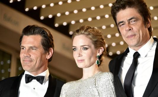 Benicio del Toro, Emily Blunt, Josh Brolin