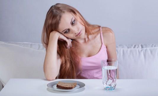 Anorexia / Desorden alimenticio