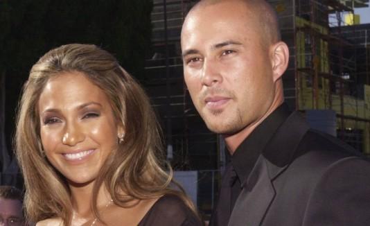 Jennifer Lopez y Cris Judd