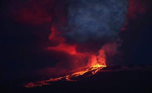 Volcán Wolf