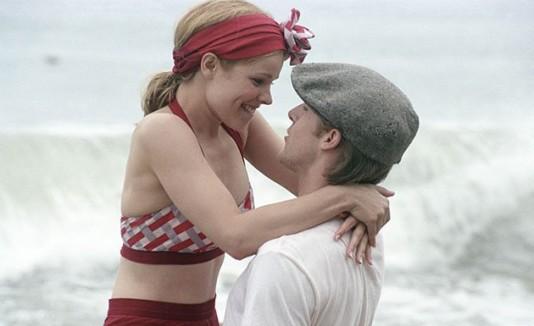 Ryan Goslin y Rachel McAdams