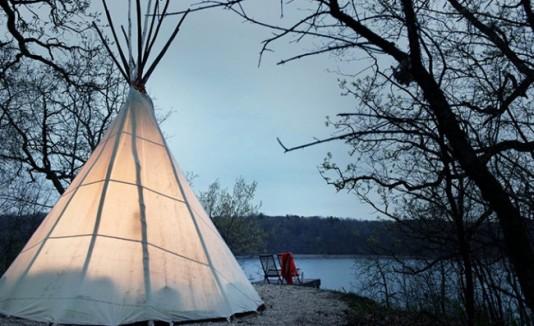 Campamento para adultos