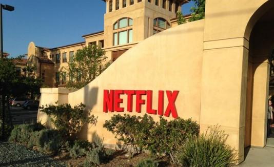 Netflix oficinas