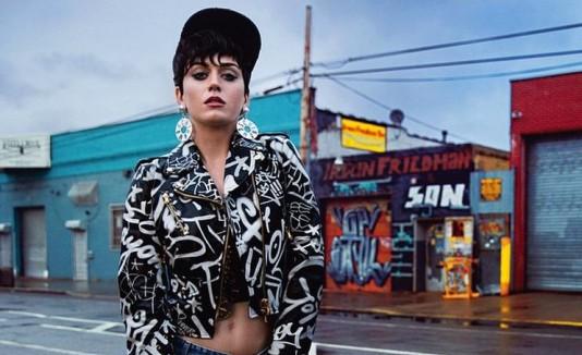 Katy Perry para Moschino