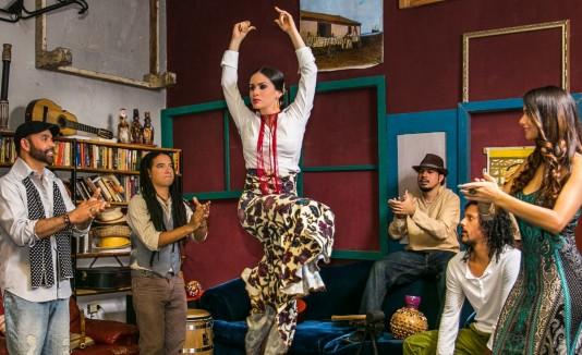 Fusión Jonda se presentará el sábado, 20 de junio en el café teatro Proscenium en Ponce.