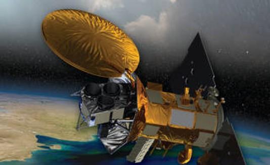 Satelite océano Aquarius