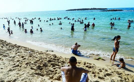 Playa El Escambrón