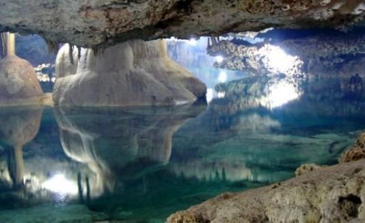 Agua subteranea