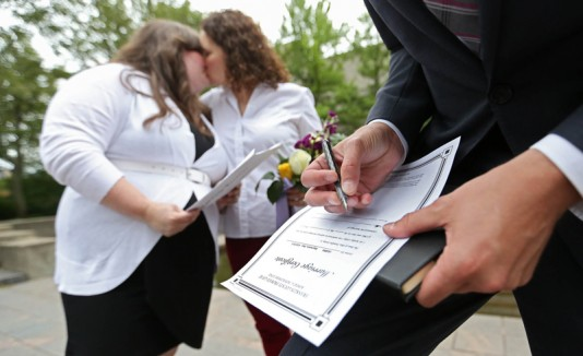 Matrimonio gay en Ohio