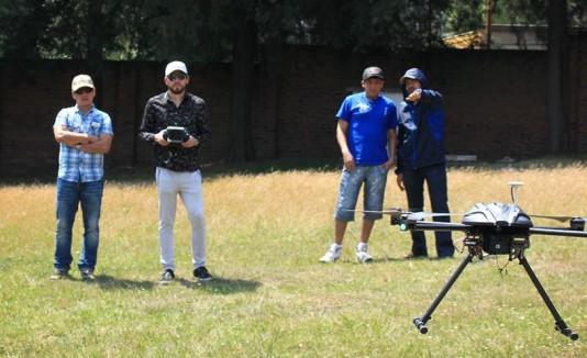 Academia de Drones en México