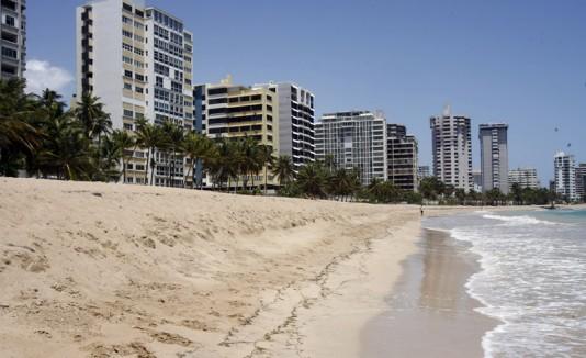 Playa en Ocean Park